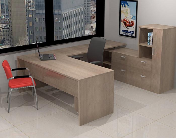 Mobilier de bureau, caisson, armoire, support écran, luminaire à Angoulême en Charente
